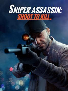 Sniper 3D تصوير الشاشة 6