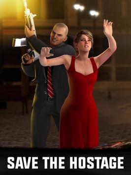 Sniper 3D تصوير الشاشة 8