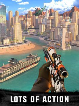 Sniper 3D تصوير الشاشة 11