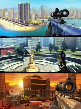 Sniper 3D تصوير الشاشة 12
