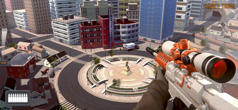 Sniper 3D Plakat