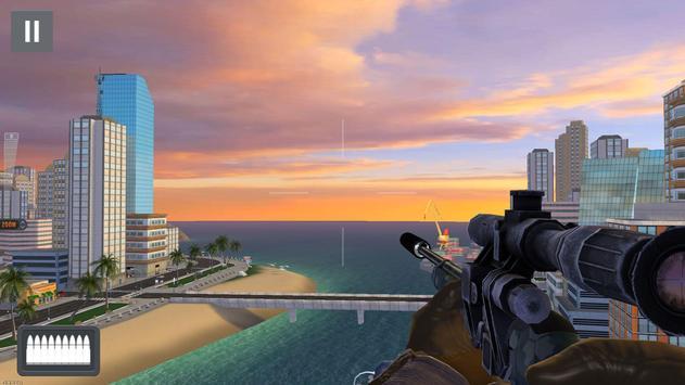 Sniper 3D تصوير الشاشة 15