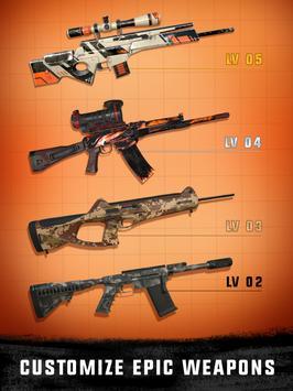 Sniper 3D تصوير الشاشة 21