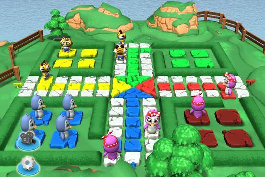 Ludo 3D screenshot 7