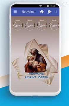 Prières et Neuvaine à Saint Joseph screenshot 1