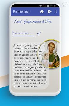 Prières et Neuvaine à Saint Joseph screenshot 2