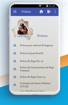 Prières et Neuvaine à Saint Joseph screenshot 4
