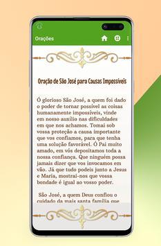 Orações a São José screenshot 1