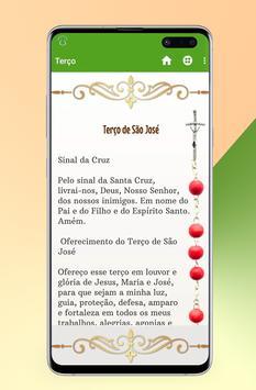Orações a São José screenshot 2