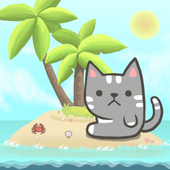 2048 Kitty Cat Island Zeichen