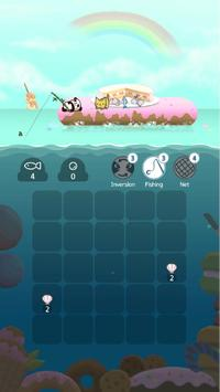 2048 Kitty Cat Island Screenshot 5