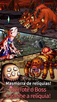 Soul Saver : um RPG Idle imagem de tela 3