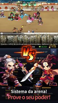 Soul Saver : um RPG Idle imagem de tela 4
