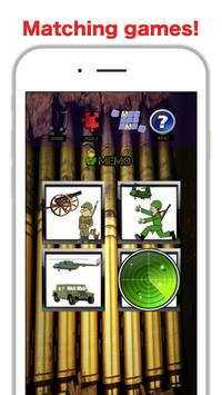 Fun Soldier Army Games for Kids Free 🔥: Military screenshot 2