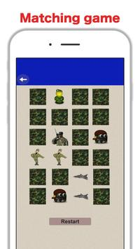 Fun Soldier Army Games for Kids Free 🔥: Military screenshot 7