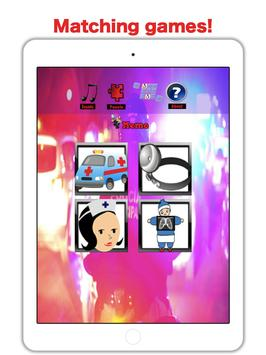 Kids Emergency Games Free 🚑: 911 Ambulance Doctor screenshot 18