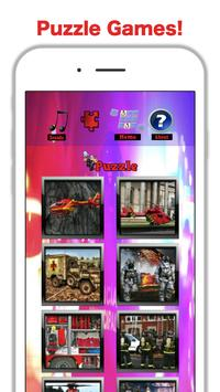 Kids Emergency Games Free 🚑: 911 Ambulance Doctor screenshot 1