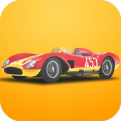 Toddler Car Games: Car Engine Sounds For Kids Free icon