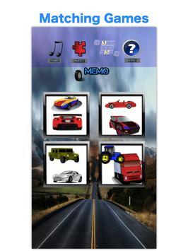 Toddler Car Games: Car Engine Sounds For Kids Free screenshot 11