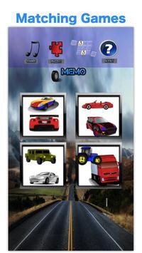 Toddler Car Games: Car Engine Sounds For Kids Free screenshot 3