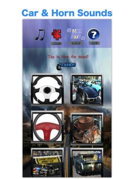 Toddler Car Games: Car Engine Sounds For Kids Free screenshot 5
