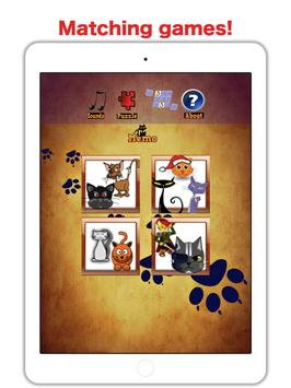 Kitty Cat Games For Kids Free 🐱 meow boys & girls screenshot 10