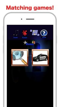 Police Games For Kids Free: Police Car 🚓 Cop Game screenshot 2