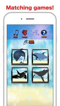 Fun Whale & My Dolphin Show Game For Kids Free 🐬 screenshot 10