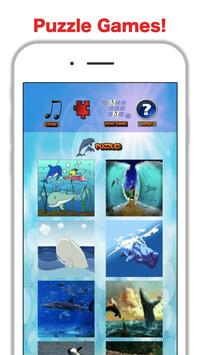 Fun Whale & My Dolphin Show Game For Kids Free 🐬 screenshot 17