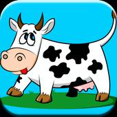 Fun Farm: Animal Game For Kids icon