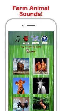 Fun Farm: Animal Game For Kids poster