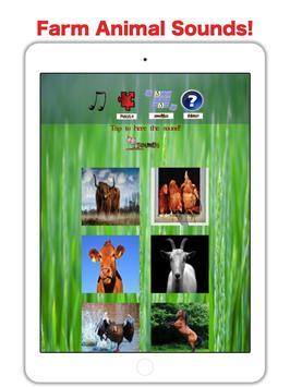 Fun Farm: Animal Game For Kids screenshot 16