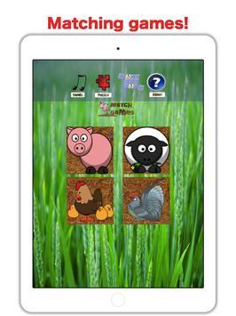 Fun Farm: Animal Game For Kids screenshot 18