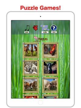 Fun Farm: Animal Game For Kids screenshot 9