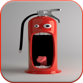 Firefighter Games For Kids 🔥 Fireman fire rescue icon