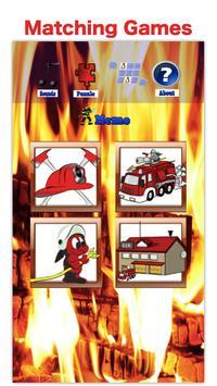 Firefighter Games For Kids 🔥 Fireman fire rescue screenshot 3