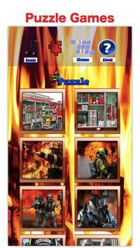 Firefighter Games For Kids 🔥 Fireman fire rescue screenshot 2