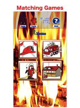 Firefighter Games For Kids 🔥 Fireman fire rescue screenshot 8