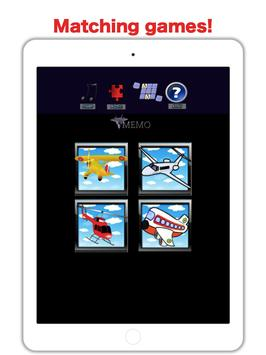Jet! Airplane Games For Kids Free: Air Fighter ✈️ screenshot 18