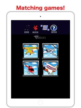 Jet! Airplane Games For Kids Free: Air Fighter ✈️ screenshot 10