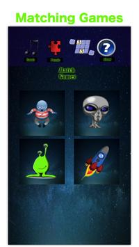 Space Games For Kids Free 🚀👾: Solar System Alien screenshot 3