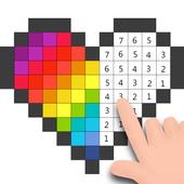 Pixel icon