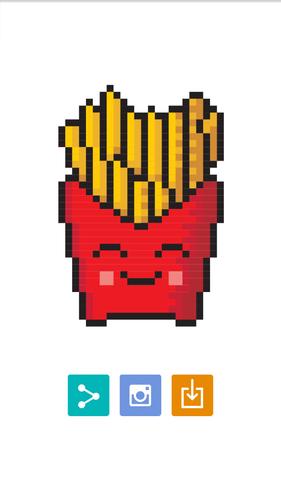 Pixel Color By Number Pixel Art Coloring Pages Apk 2 5