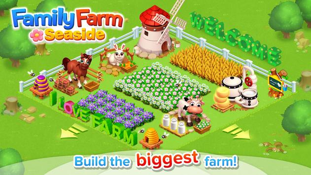 Family Farm Seaside poster
