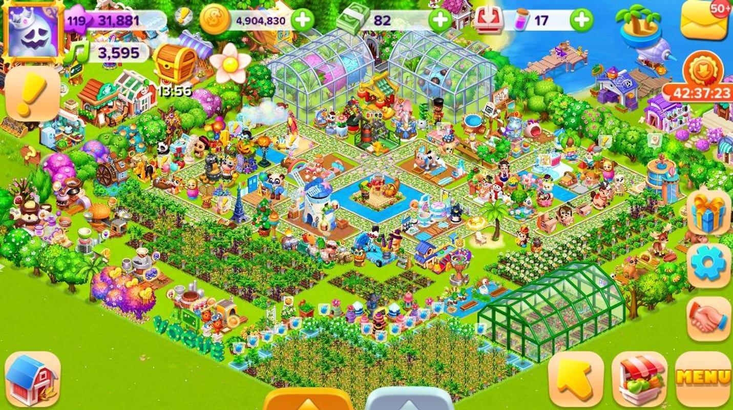 family farm seaside mod apk 2018