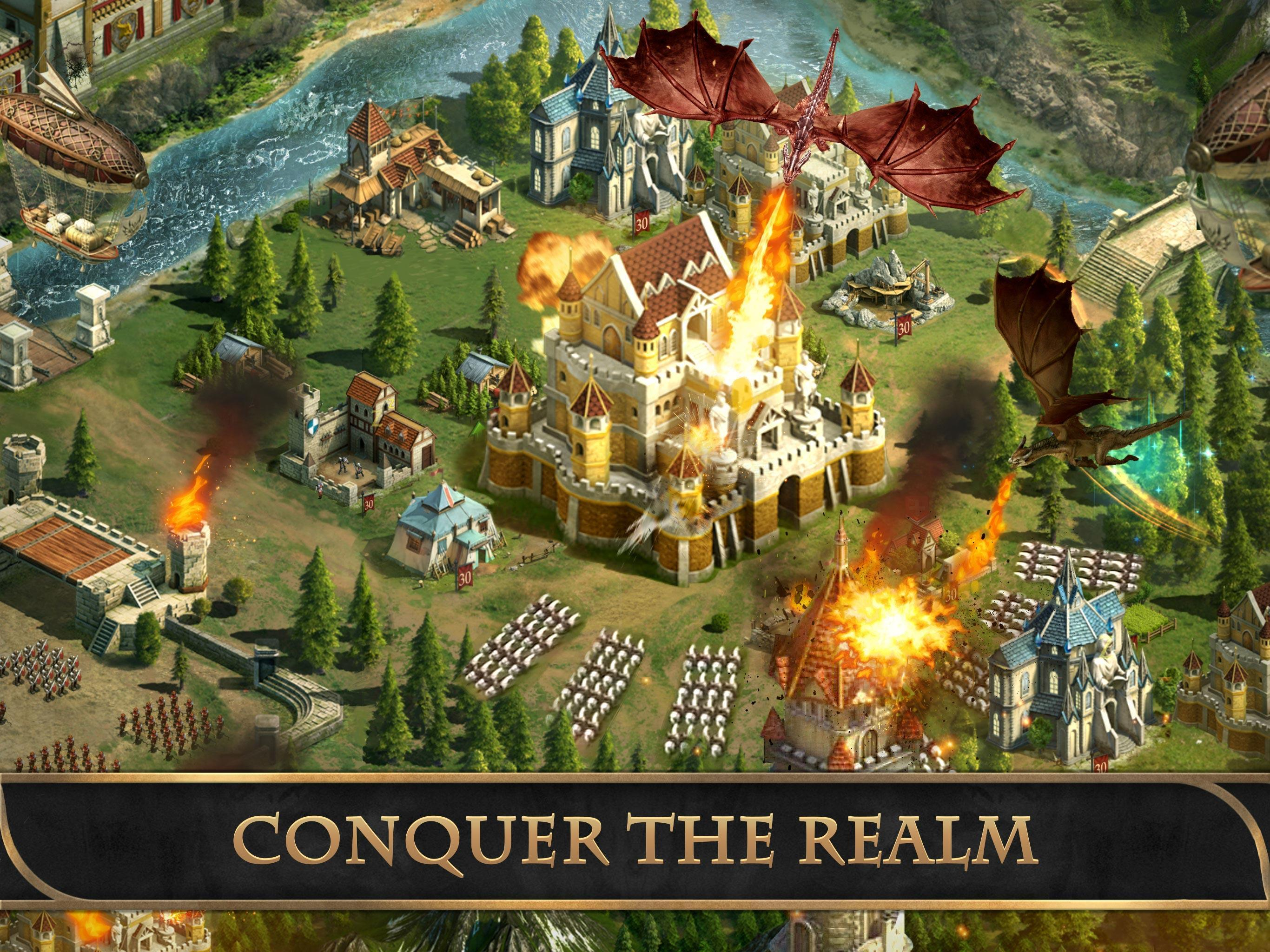 King of Avalon for Android - APK Download