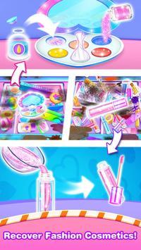 Makeup Kit Cleaning – Girls Tidy Up Game screenshot 2
