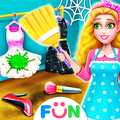 Supermall Clean Up - Shopping Girls Clean Home
