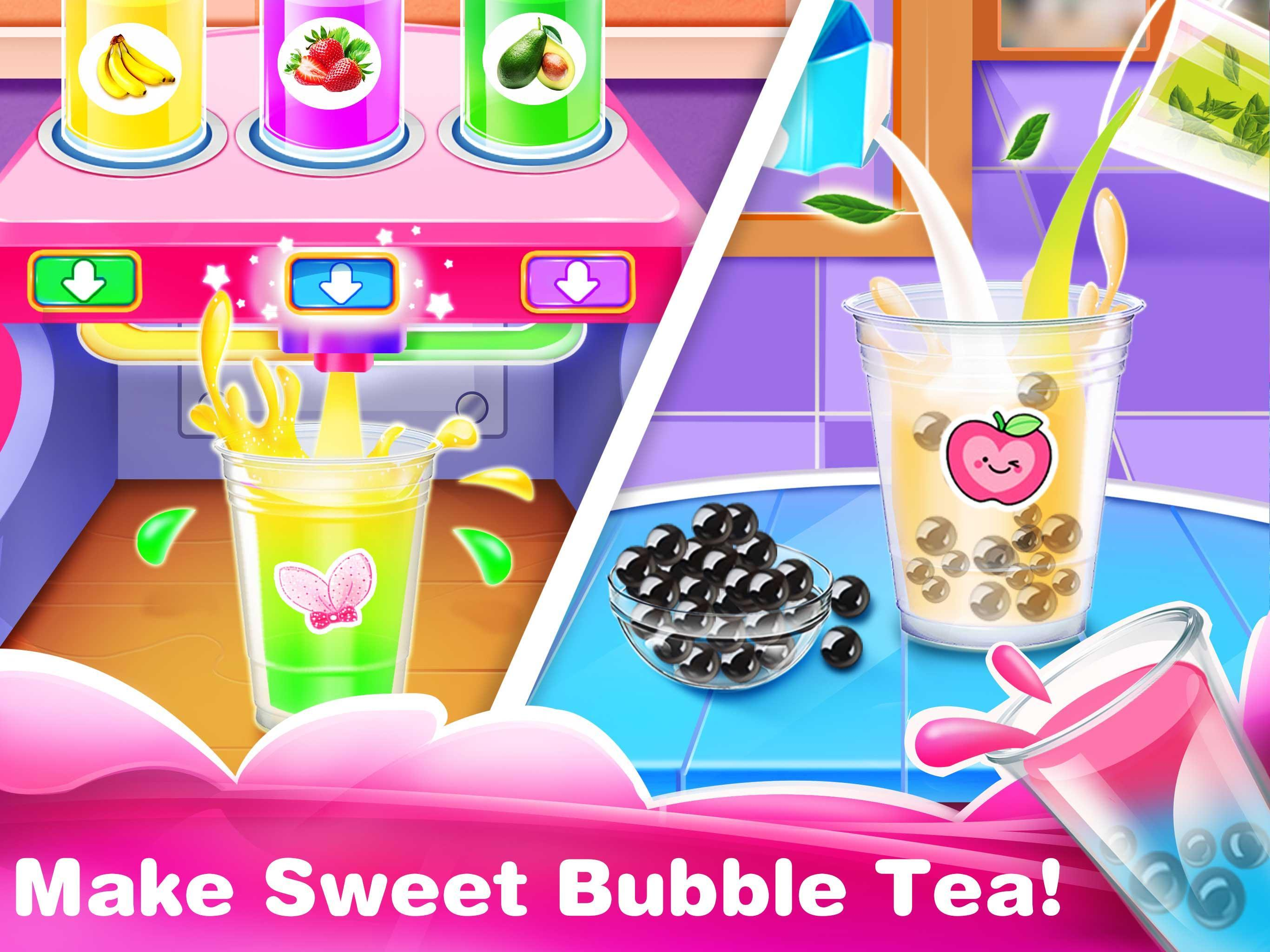Bubble Tea poster