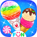 Candy Ice Cream Cone - Helado Ice Candy Game